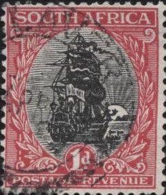 Корабль Яна ван Рибека (на самом деле нет), (ЮАР, 1926)