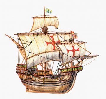 Санта Мария - корабль Колумба