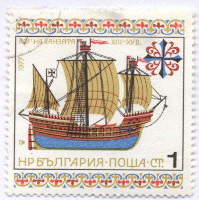 Ког - Марка Болгарии