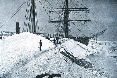 gauss во льдах