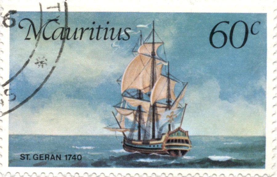 Saint Geran (Маврикий, 1976)
