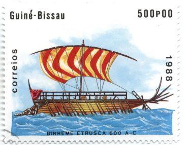 Бирема - Марка Гвинеи-Биссау