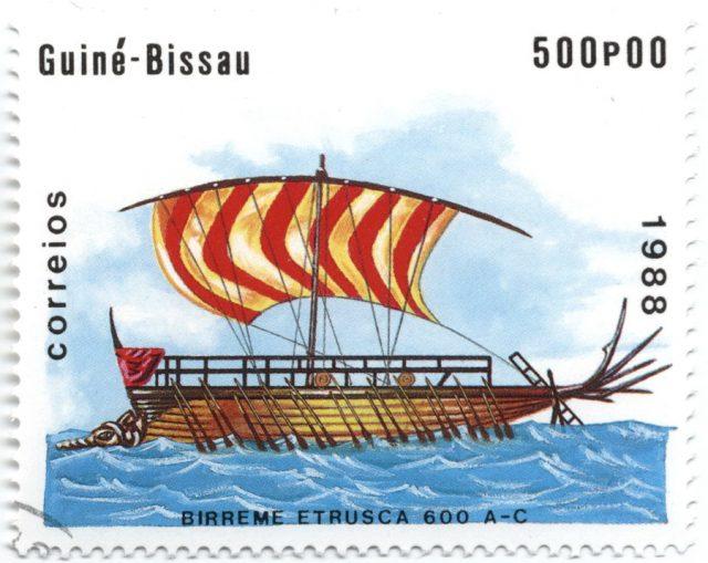Биррема - Марка Гвинеи-Биссау