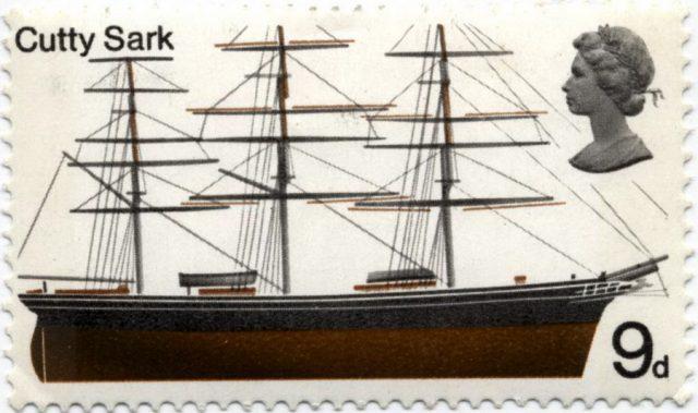 Cutty Sark марка Англия