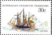 Фрам - марка Австралийские Антарктические территории
