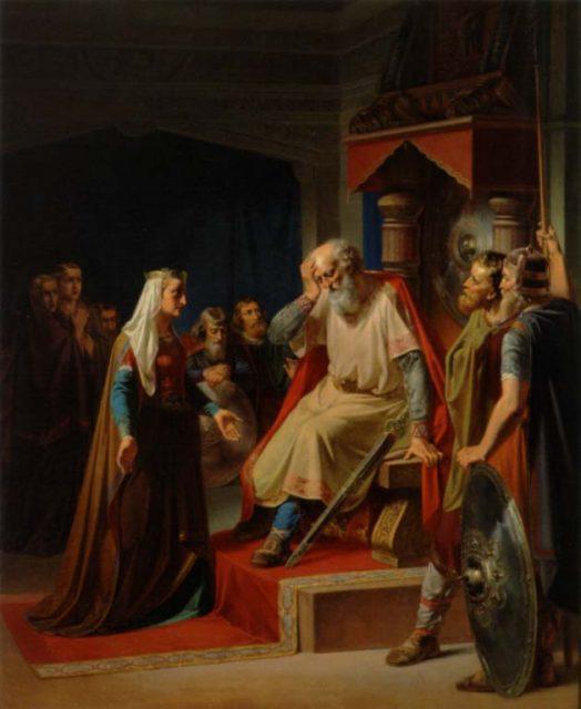 Горм Старый Король Дании