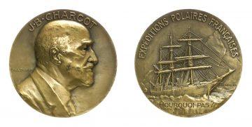 Жан Батист Шарко Медаль