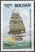 USS-Constitution-Butan-1988
