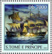 USS-Constitution Сан Томе и Принсипи
