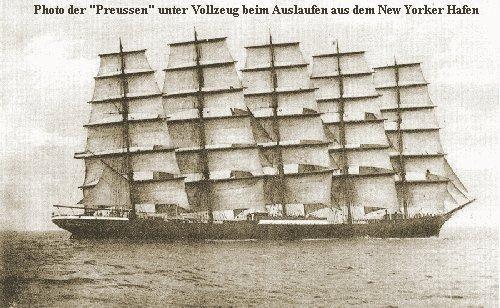 Парусник Пруссия