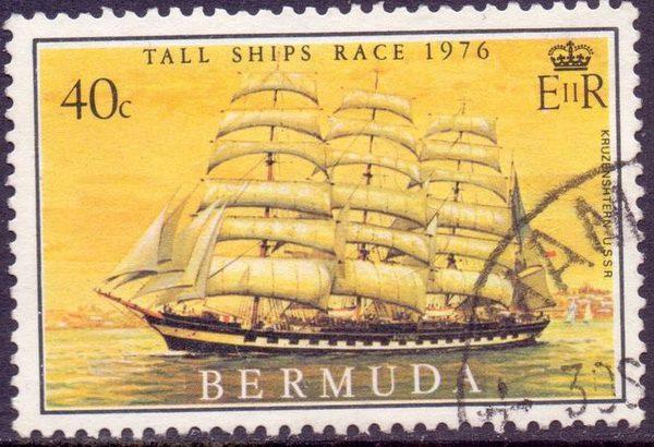 Крузенштерн Марка Бермудских островов