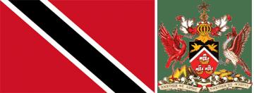 Флаг и Герб Тринидад и Тобаго