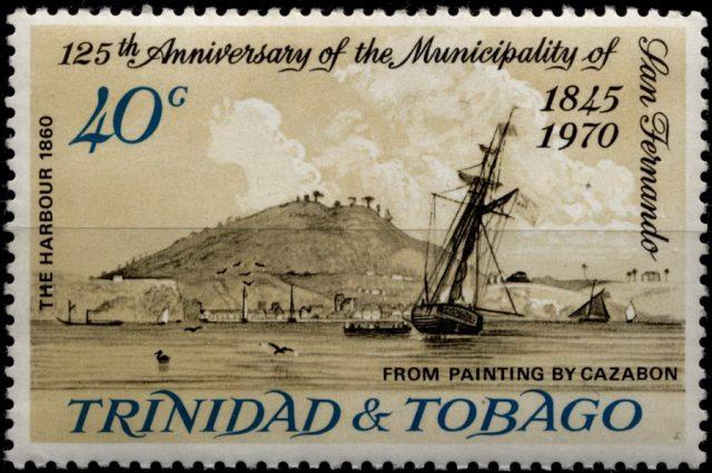 Марка Тринидад и Тобаго
