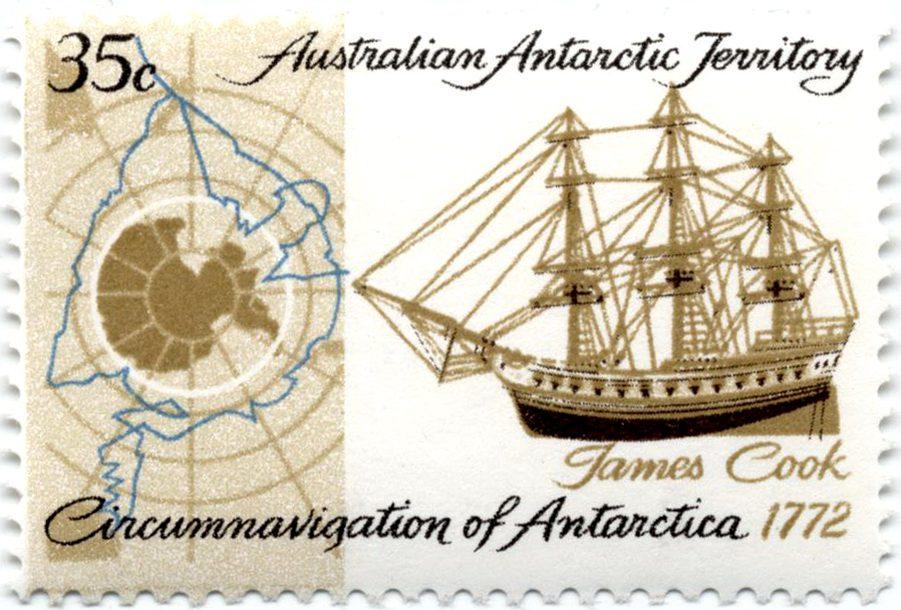 Второе плавание Джеймса Кука (1772-1775). Корабль «Резолюшн»