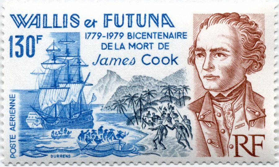 Третье плавание Джеймса Кука (1776-1779)