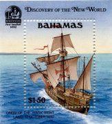 Багамские острова марка Пинта