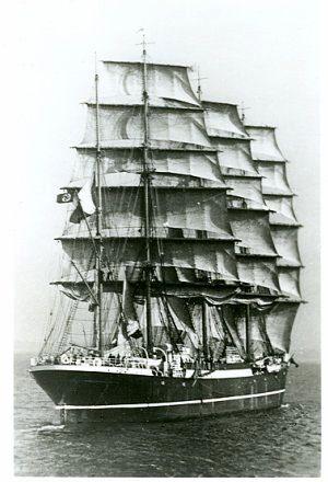 барк Седов