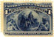 Колумб марка
