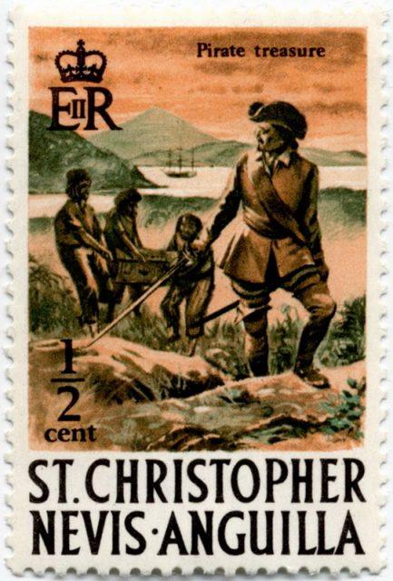 марка пираты