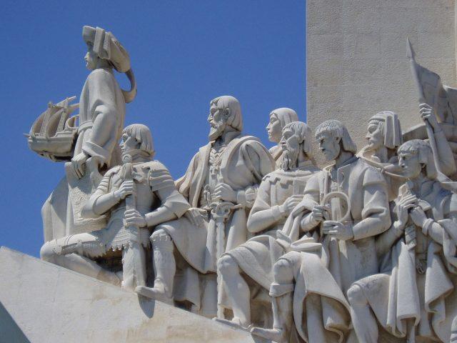 Памятник португальским первооткрывателям
