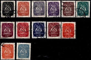 Марки Португалия 1943