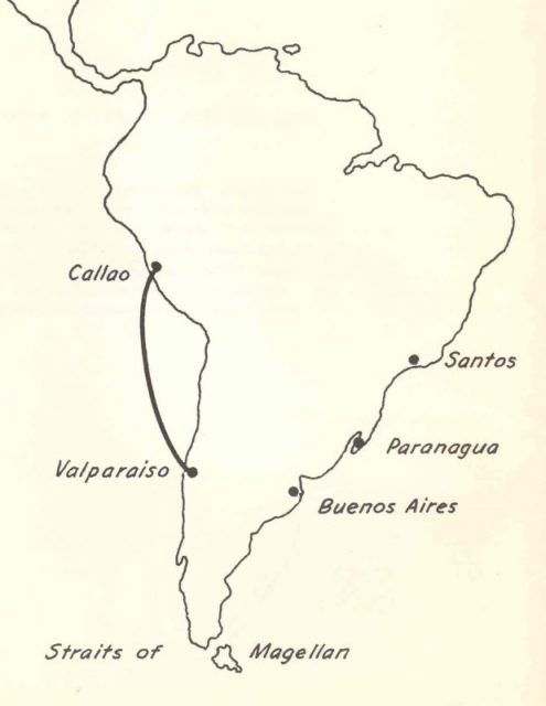 Вальпараисо - Кальяо