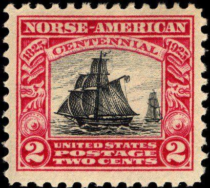 США — корабли иммигрантов