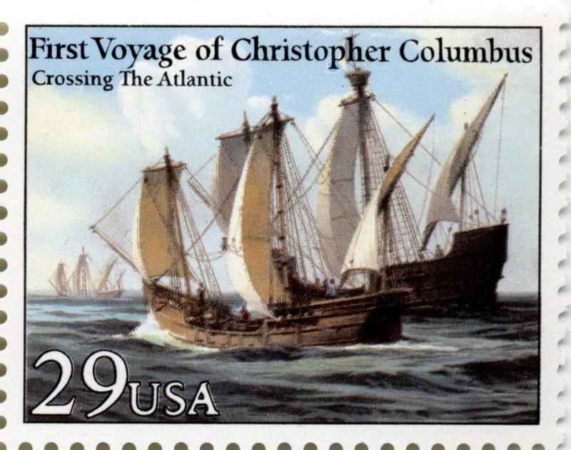 День в истории. 12 октября 1492 года — Колумб открывает Америку