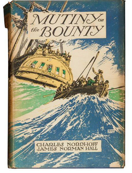 Книга Мятеж на Баунти