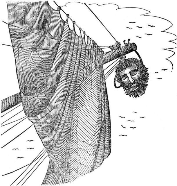 Голова Эдварда Тича