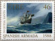 Корабль Duquesa Santa Ana