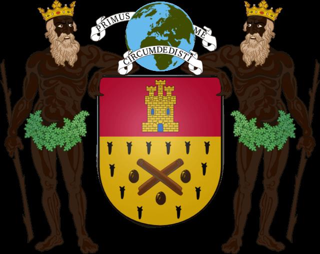 Герб Себастьяна Элькано