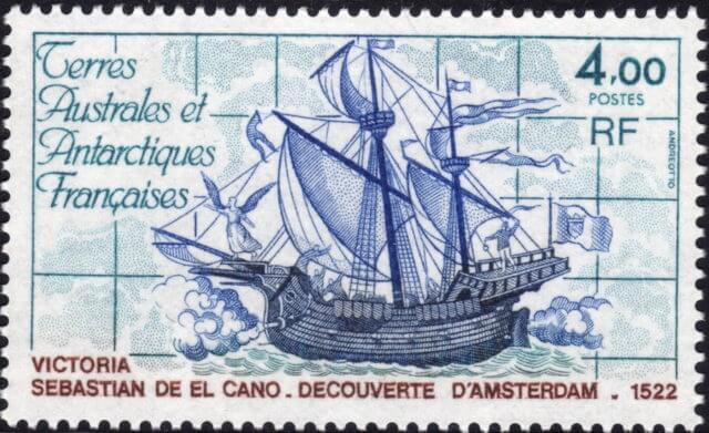 Парусник Виктория марка
