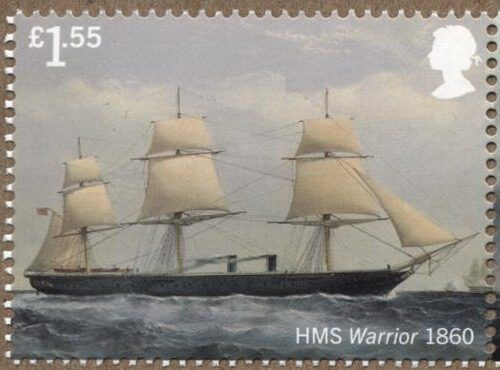 Марка HMS Warrior