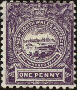 Новый Южный Уэльс, 1888