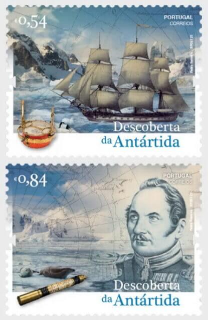 Открытие Антарктиды, Португалия 2021