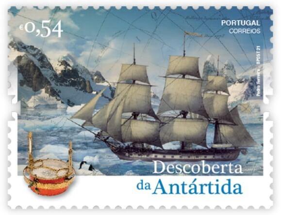 Португалия - открытие Антарктиды