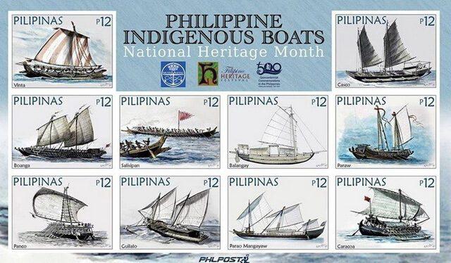 Корабли коренных народов, Филиппины