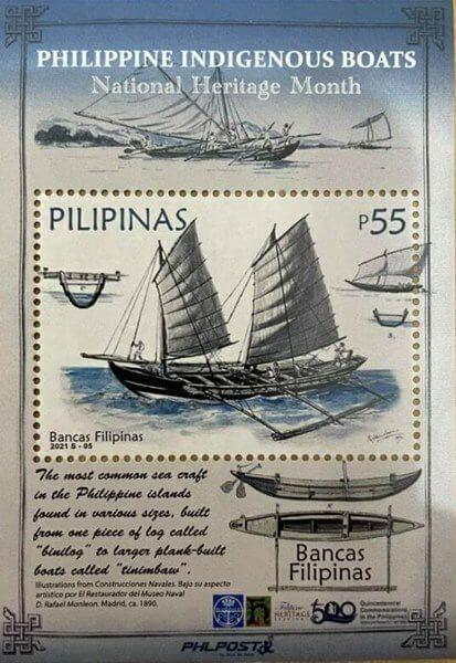 Корабли коренных народов, Филиппины 2021