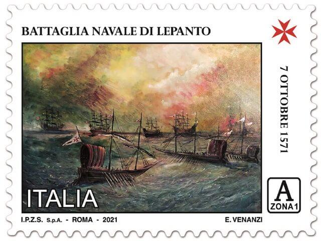 Битва при Лепанто, Италия 2021
