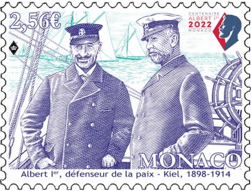 Регата в Киле. Монако 2021