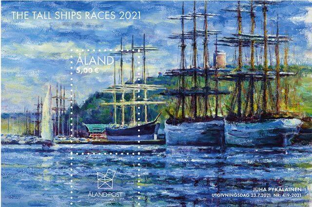 Гонки больших парусников (The Tall Ships Races), Аландские острова 2021